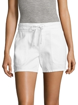 James Perse Cotton Piquet Short