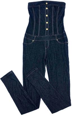 Non Signã© / Unsigned Black Denim - Jeans Jumpsuits