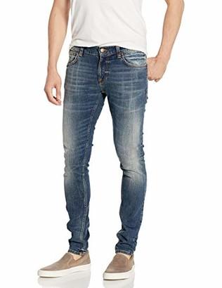 Nudie Jeans Men's Tight Terry Kind of Orange 30/32
