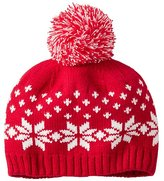 Kids Snö Happy Pom Hat