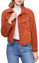 Free People Nelson Corduroy Jacket