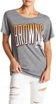 Junk Food Clothing Cleveland Browns Tee