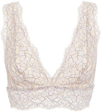 Cosabella Preta Corded Lace Bralette