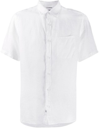 C.P. Company Short-Sleeve Fitted Shirt