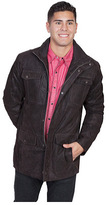 Scully Men's Frontier Leather Jacket 927