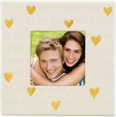 """Lenox Heart Gold Rush Frame, 4"""" x 4"""""""