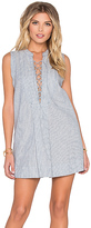Free People Off Poplin Dress