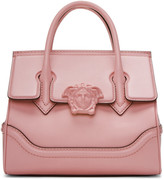 Versace Pink Medium Palazzo Empire Bag