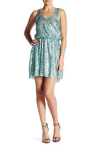 Dress the Population Maryann Sleeveless Sequin Dress