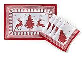 Lenox Reindeer Table Linens