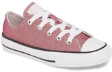 Converse Chuck Taylor All Star Space Star Sparkle Sneaker (Toddler & Little Kid)