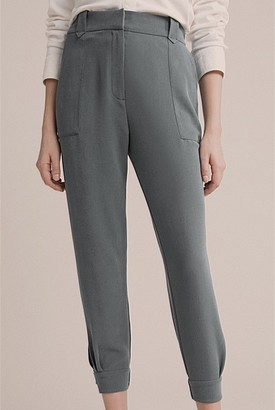 Witchery Cuff Tab Pant