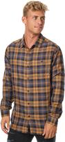 Billabong Fremont Ls Mens Shirt Yellow