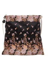 Etro Flower Silk Jacquard Bag