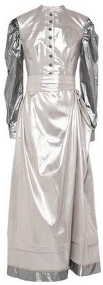 ANDREAS KRONTHALER x VIVIENNE WESTWOOD Long dress