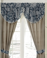 Croscill Gavin Circle Window Valance