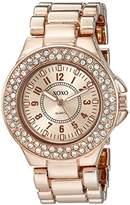 XOXO Women's Quartz Gold-Toned Casual Watch (Model: XO248)