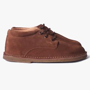 Astorflex - Countryflex Dark Khaki Shoes - 39 - Brown