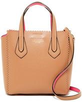 Tignanello Spring Fling Leather Mini Tote Bag