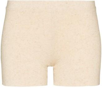 Fantabody Elasticated Waistband Fitted Shorts
