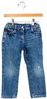 Dolce & Gabbana Boys' Distressed Jeans