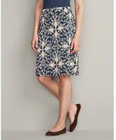 Eddie Bauer Knit Skirt - Print