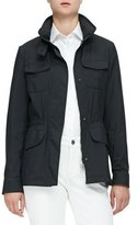 Loro Piana Windmate Traveler Jacket, Black
