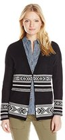 Pendleton Women's Petite Quinn Cardigan Sweater