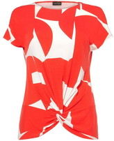 Phase Eight Gretchen Graphic Print Top