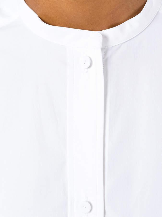 Ports 1961 curved hem shirt dress