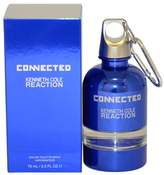 Kenneth Cole New York Kenneth Cole Connected Reaction Eau De Toilette Spray 75ml