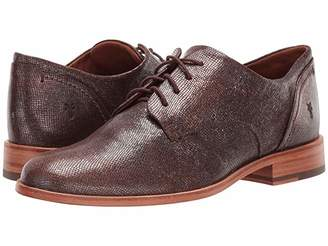 Frye Elyssa Oxford (Multi Metallic Foil Embossed Leather) Women's Lace Up Wing Tip Shoes