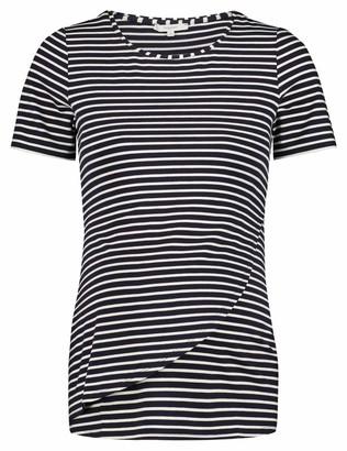 Noppies Women's Tee Nurs Ss Celeste Maternity T-Shirt