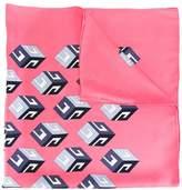 Gucci GG Wallpaper print scarf
