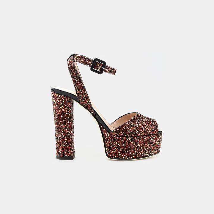 Giuseppe Zanotti Blytter Platform Sandal