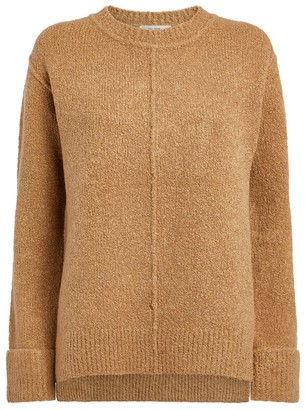 The Row Cashmere-Wool Annegret Sweater
