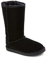 Cherokee Girls' Tessa Suede Boots Assorted Colors