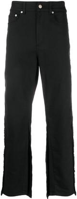 Alexander McQueen Loose-Fit Jeans