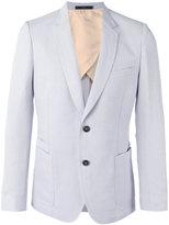 Paul Smith two-button blazer - men - Linen/Flax/Cupro/Viscose - 38