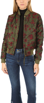 NSF Neil Quilted Bomber Jacket