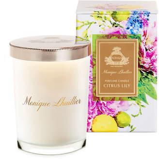 Agraria Monique Lhuillier Citrus Lily Crystal Candle, 7 oz.