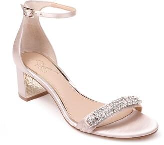 Badgley Mischka Ramsay Ankle Strap Sandal