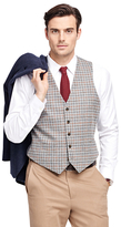 Brooks Brothers Multi Tattersall Vest