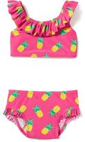 Old Navy 2-Piece Ruffle Bikini for Toddler Girls