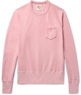Todd Snyder + Champion - Loopback Cotton-jersey Sweatshirt - Pink