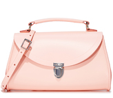 Cambridge Satchel Mini Poppy Top Handle Bag
