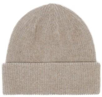 Holden - Cuff Cashmere Beanie Hat - Beige