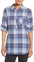 Columbia 'Coral Springs' Plaid Cotton Shirt