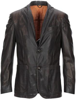 LATINI FINEST LEATHER Suit jackets