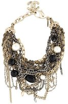 Chanel CC Multi-Strand Bracelet